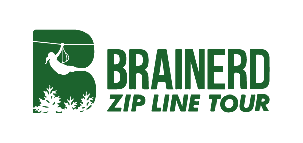 Brainerd Zip Line Tour Logo
